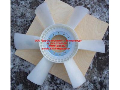 Вентилятор радиатора (на гидромуфту) без кольца d-610H HOWO (ХОВО)  фото 1 Ангарск