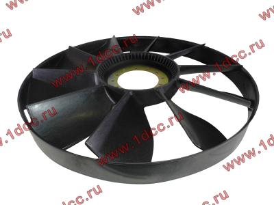 Вентилятор радиатора на гидромуфту d-640 H HOWO (ХОВО) VG2600060446 фото 1 Ангарск