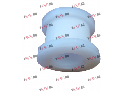 Втулка фторопластовая (передняя, кабина AZ1642430263) H2/H3 HOWO (ХОВО) AZ1642430261