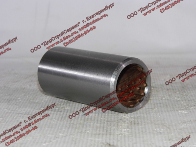 Втулка пальца передней рессоры металл H2/H3 HOWO (ХОВО) WG9000520078 фото 1 Ангарск