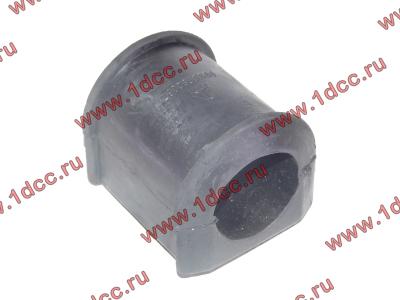 Втулка резиновая для заднего стабилизатора H2/H3 HOWO (ХОВО) 199100680067 фото 1 Ангарск