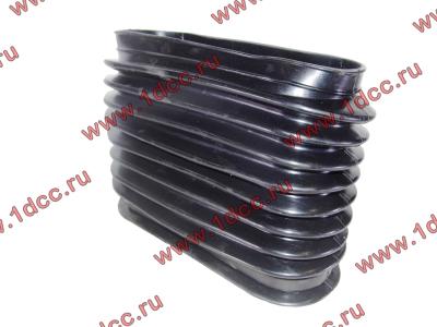 Гофра резиновая для отсекателя за кабиной H2/H3 HOWO (ХОВО) WG9725190008 фото 1 Ангарск