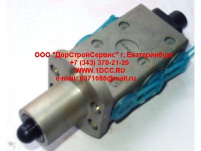 Клапан управления КПП (3+2 отв. под трубки) H2/H3,C,DF HOWO (ХОВО) F99660 фото 1 Ангарск