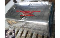 Бак топливный 400 литров алюминиевый F для самосвалов фото Ангарск
