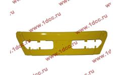 Бампер DF желтый самосвал средняя часть