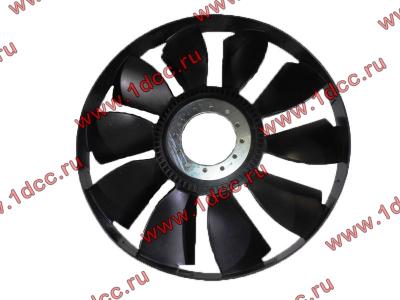 Вентилятор радиатора на гидромуфту d-590 H HOWO (ХОВО) VG1500060047 фото 1 Ангарск