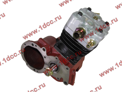 Компрессор пневмотормозов 1 цилиндровый H HOWO (ХОВО) AZ1560130070 фото 1 Ангарск
