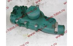 Насос водяной (помпа) ДВС D12 H A7
