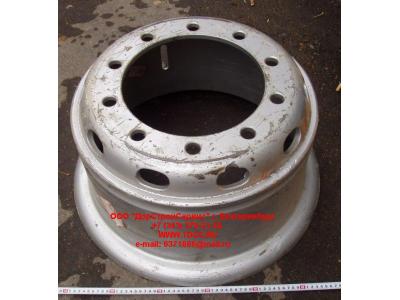 Диск колесный R20х8,5 10 отв. H2/H3/SH HOWO (ХОВО) WG9112610062 фото 1 Ангарск