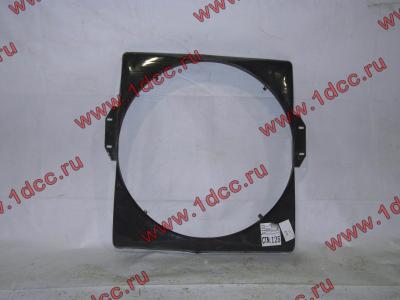 Диффузор радиатора 290 л.с. (вентилятор d-590)  H HOWO (ХОВО) AZ9725533037 фото 1 Ангарск