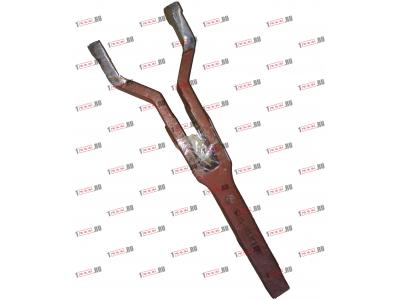 Вилка выжимного подшипника 430 H HOWO (ХОВО) JS180-1601021-2 фото 1 Ангарск