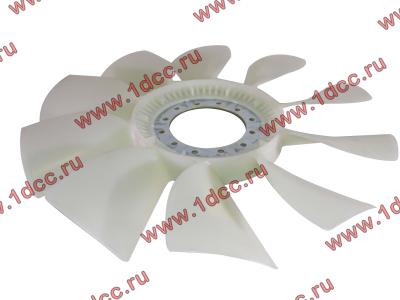 Вентилятор радиатора (на гидромуфту) без кольца d-590 H HOWO (ХОВО) 61500060131 фото 1 Ангарск