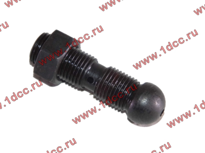 Болт регулировочный клапана с гайкой H2/H3 HOWO (ХОВО) VG14050010
