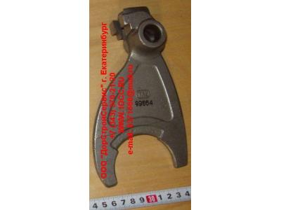 Вилка переключения пониженной передачи-заднего хода H2/H3 КПП (Коробки переключения передач) F99664 фото 1 Ангарск