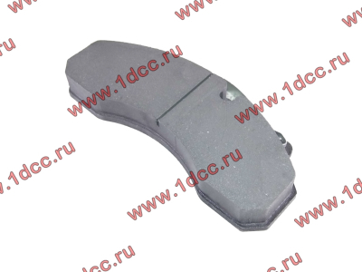 Колодка тормозная H A7 дисковые тормоза HOWO A7 WG9100443050 фото 1 Ангарск