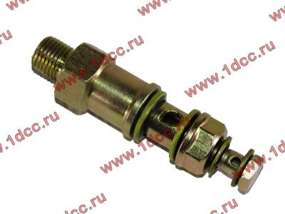 Клапан обратки ТНВД (6090837 с 90003962603) H2 HOWO (ХОВО) VG2600080213 фото 1 Ангарск