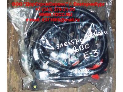 Жгут электропроводки двигателя H3 HOWO (ХОВО)  фото 1 Ангарск