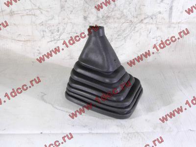 Гофра на рычаг КПП квадратная H2/H3 HOWO (ХОВО) AZ9719240002 фото 1 Ангарск