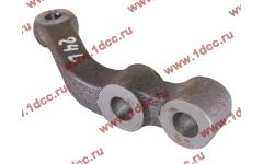 Рычаг рулевой тяги нижний левый (сошка) d-24 H