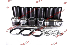 Поршневая группа двигателя CA6DL2-33 d-110 F