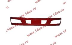 Бампер F красный пластиковый для самосвалов фото Ангарск