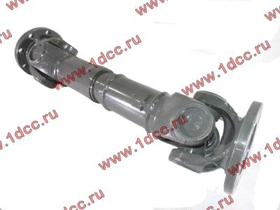 Вал карданный межосевой L-665, d-165 , 8 отв. H2/H3 HOWO (ХОВО) WG9014310125/AZ9114310096 фото 1 Ангарск