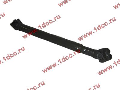 Вал карданный основной без подвесного L-1650, d-180, 4 отв. H2/H3 HOWO (ХОВО) AZ9114311650 фото 1 Ангарск
