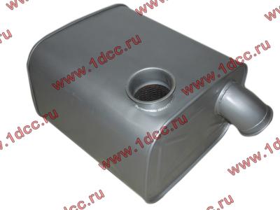 Глушитель квадратный H HOWO (ХОВО) WG9725540002 фото 1 Ангарск
