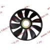Вентилятор радиатора на гидромуфту d-640 H HOWO (ХОВО) VG2600060446 фото 2 Ангарск