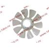 Вентилятор радиатора (на гидромуфту) без кольца d-590 H HOWO (ХОВО) 61500060131 фото 2 Ангарск