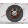 Диск сцепления ведомый 430 мм (Z=10, D=52, d=41) VALEO H2/H3 HOWO (ХОВО) AZ9114160020 фото 2 Ангарск