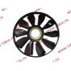 Вентилятор радиатора на гидромуфту d-640 H HOWO (ХОВО) VG2600060446 фото 3 Ангарск