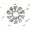 Вентилятор радиатора (на гидромуфту) без кольца d-590 H HOWO (ХОВО) 61500060131 фото 3 Ангарск