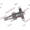 Вал промежуточный длинный с шестерней делителя КПП Fuller RT-11509 КПП (Коробки переключения передач) 18222+18870 (A-5119) фото 4 Ангарск