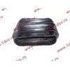 Гофра резиновая для отсекателя за кабиной H2/H3 HOWO (ХОВО) WG9725190008 фото 4 Ангарск