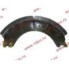 Колодка тормозная задняя с накладками H2/H3 HOWO (ХОВО) WG199000340061 фото 4 Ангарск