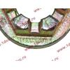 Гайка хвостовика проходного вала (МОДа, хвостовика редуктора) H/SH HOWO (ХОВО) 179000320013 фото 4 Ангарск