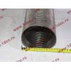 Гофра-труба выхлопная 6х4 с юбкой H2/H3 HOWO (ХОВО) WG9725540053 фото 5 Ангарск